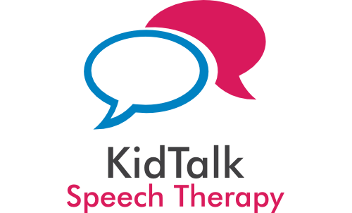 KidTalk Speech Therapy Logo